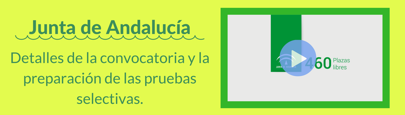 Inicio junta de andaluc a oposiciones junta de andaluc a for Oficina junta de andalucia