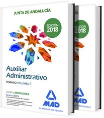 Temarios NUEVAS EDICIONES 2018