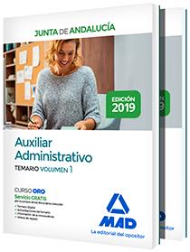 Temarios NUEVAS EDICIONES 2019