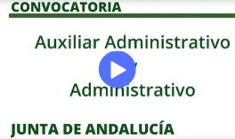 Oposiciones Junta de Andalucía